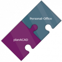 Krammer & Partner, Produkte, Personal-Office, planACAD, Puzzle
