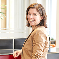 Diana Petzi, Team, Business Service, Verwaltung