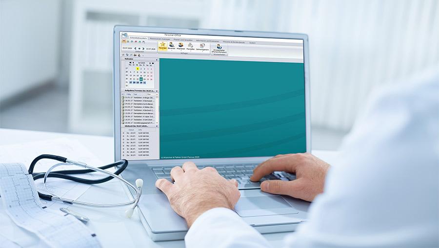 Krammer und Partner, Personalmanagement, Personal-Office, Produkte