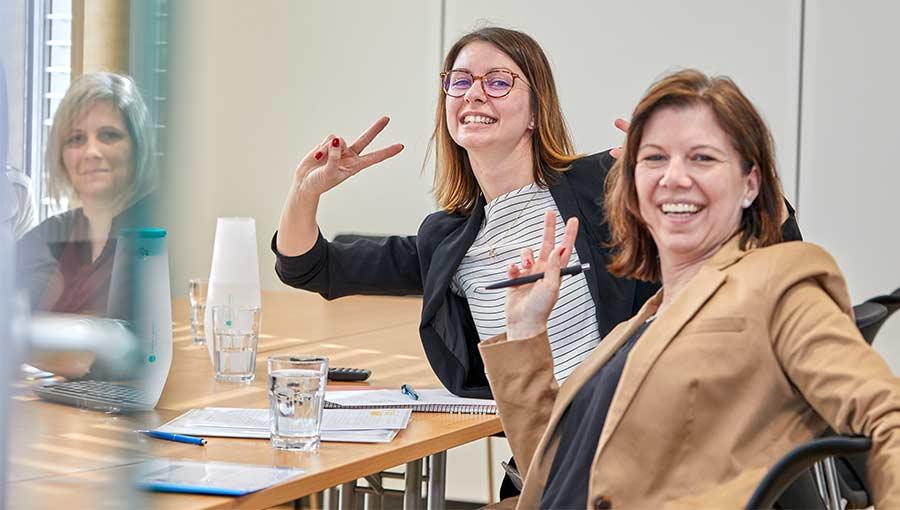 Krammer und Partner, Wir sind Krammer und Partner, Team, Meeting, Besprechung
