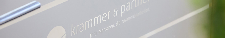 Krammer und Partner, Unternehmen, Header