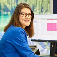 Katrin Götzer, Team, Service Desk & Systemconsulting