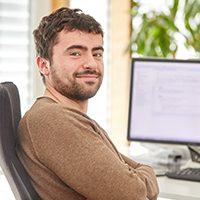 Maximilian Friedl, Team, Softwareentwicklungs-Service, Software-Qualitätssicherung