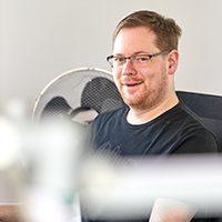 Michael Schätzl, Team, Service Desk & Systemconsulting